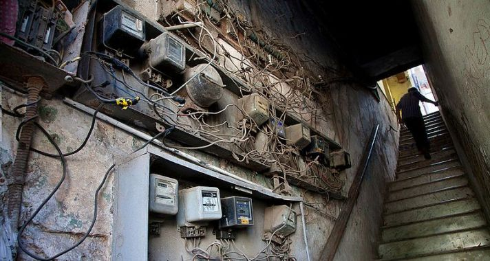 Instalaciones eléctricas en La Habana, hoy.
